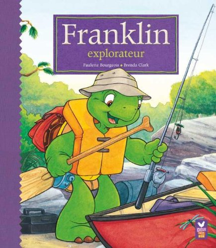 9782013932325: Franklin explorateur