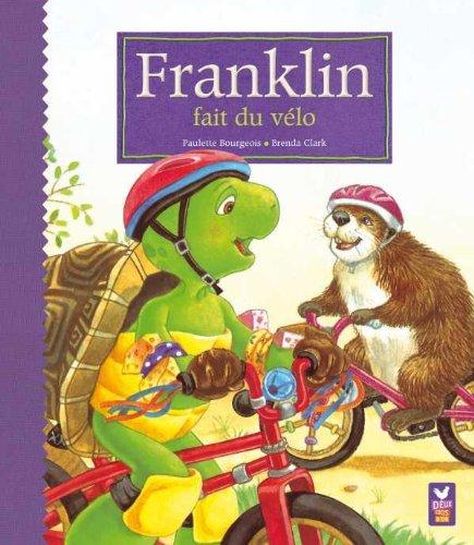 9782013932370: Franklin fait du vélo