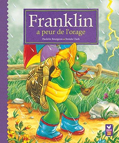 9782013932554: Franklin a peur de l'orage
