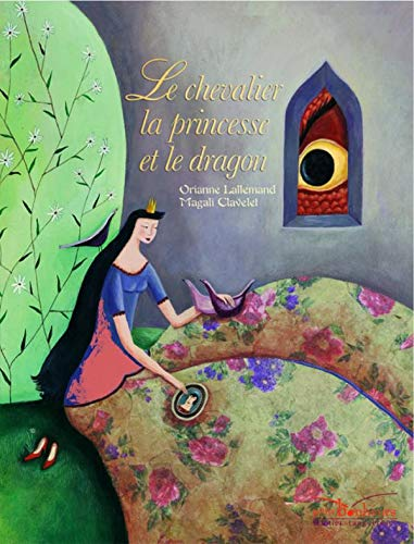 9782013932820: Le chevalier, la princesse et le dragon