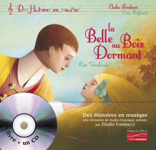 9782013936057: La belle au bois dormant [ Sleeping Beauty ] Livre + CD (French Edition)