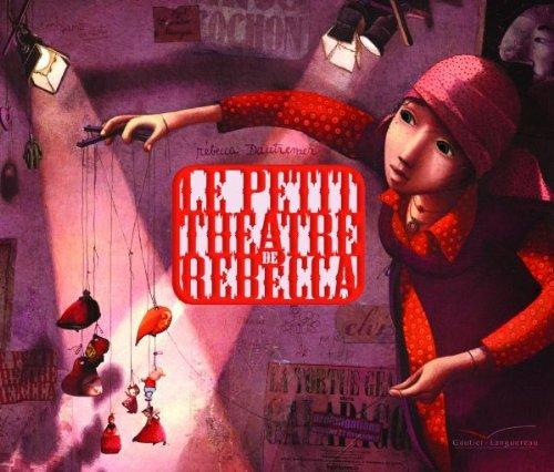 9782013936118: Le petit théâtre de Rebecca (Livres exceptionnels)