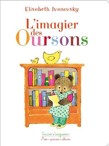 9782013936385: l'imagier des oursons