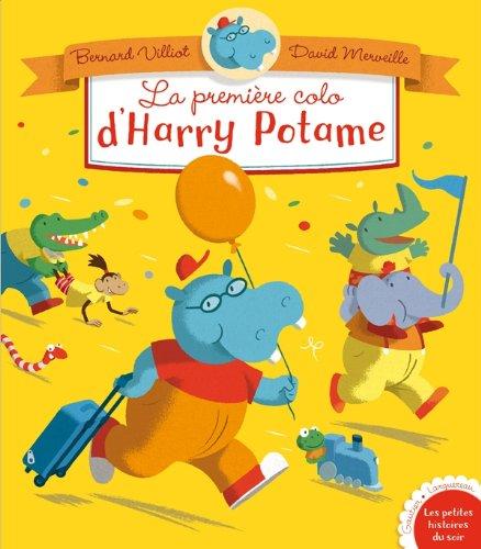 9782013937313: Le première colo d'Harry Potame