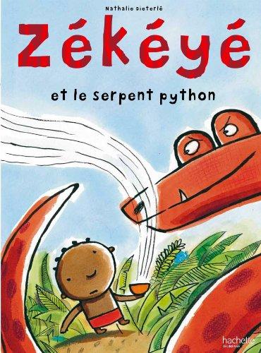 9782013938785: Zékéyé et le serpent python