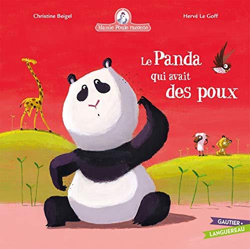 9782013939126: Mamie poule raconte, tome 13 : Le panda qui avait des poux
