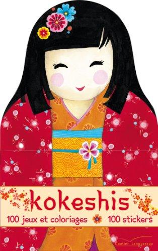 9782013941341: Mini-bo�te poup�e Kokeshis