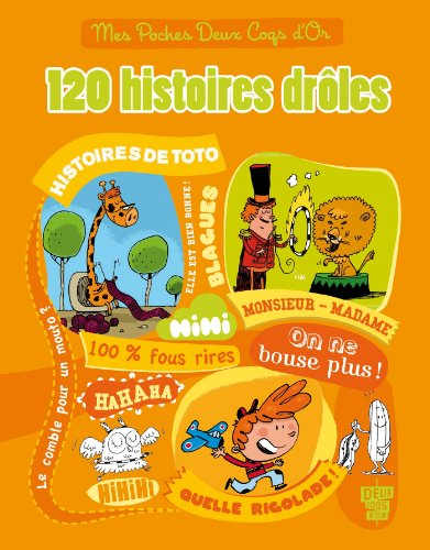9782013941884: 120 HISTOIRES DROLES