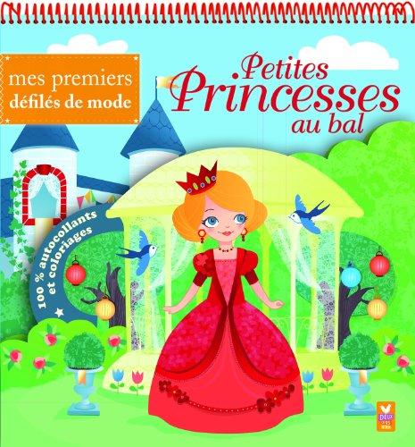 9782013943345: Petites Princesses au bal