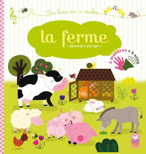 9782013943529: LES ANIMAUX DE LA FERME