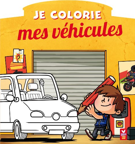 9782013944229: Je colorie mes v�hicules