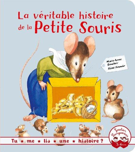9782013944786: Tu me lis une histoire ? - La véritable histoire de la petite souris