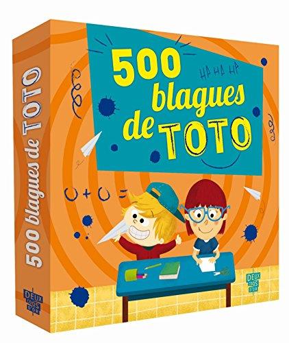 9782013946933: 500 blagues de Toto