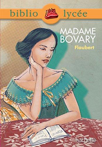 9782013949514: Bibliolycée - Madame Bovary de Gustave Flaubert