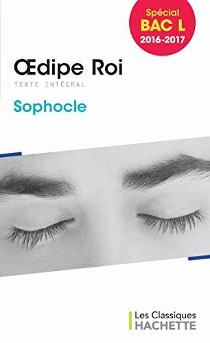 9782013949545: Classique Hachette - Oedipe Roi (Sophocle)