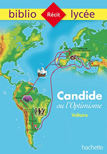 9782013949590: Candide Ou L'Optimisme (French Edition)