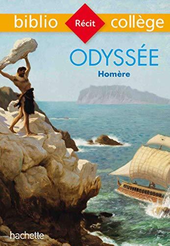 Bibliocollège - Odyssée, Homère: Homère; Monique Emond-Bonetto;