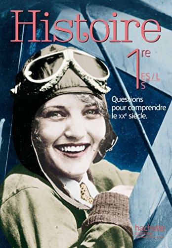 9782013954068: Histoire 1res ES / L / S - Livre de l'�l�ve - Edition 2015