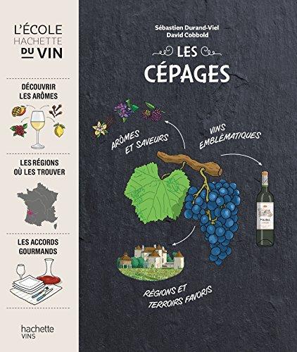 9782013962582: Les cépages (VINS)