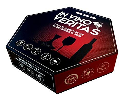 9782013963008: In vino veritas: Tous les secrets du vin en 300 �nigmes et d�fis