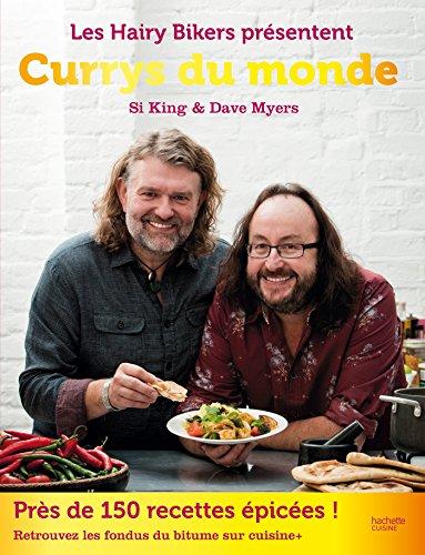 9782013963558: Les Hairy Bikers présentent Currys du monde: Près de 150 recettes épicées !