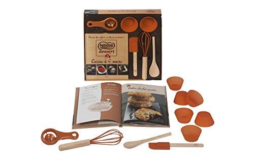 9782013964142 Coffret Nestle Cuisine A 4 Mains Parents Et