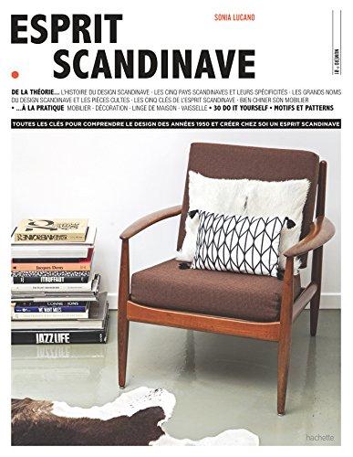 9782013967563: Esprit scandinave: Toutes les clés pour comprendre le design des années 1950 et créer chez soi un esprit scandinave