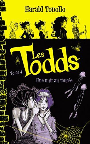 9782013973458: Les Todds, Tome 4 : Une nuit au musée