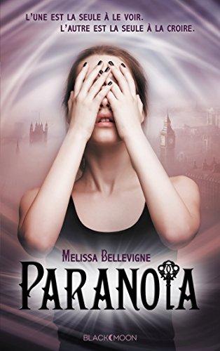 Paranoïa Cover