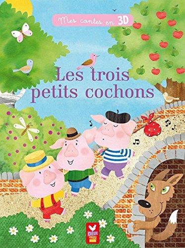 9782013979542: Les trois petits cochons: Livre carrousel