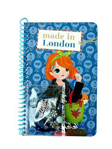 9782013980197: Made in London: Mes petits carnets