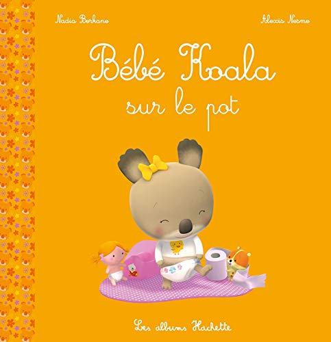 9782013980678: Bébé Koala - Sur le pot