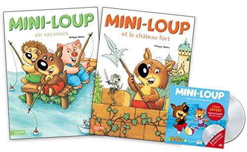 9782013982139: Mini-Loup en Vacances & le Chateau Fort