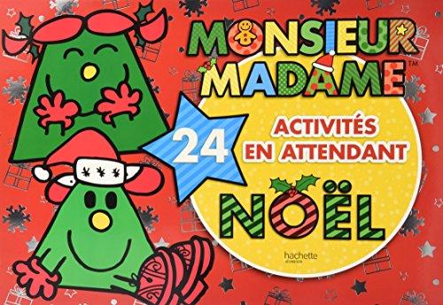 Monsieur Mme - 24 Activites En Attendant Noel
