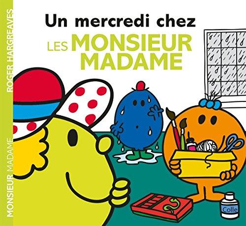 9782013987400: Un après-midi chez les Monsieur Madame