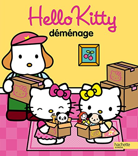 9782013993111: Hello Kitty déménage