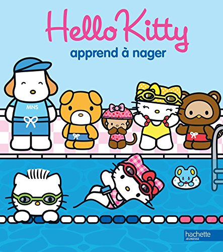 9782013993128: Hello Kitty / Hello Kitty apprend � nager