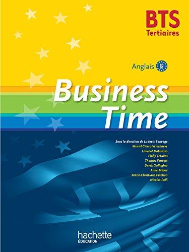 9782013999007: BUSINESS TIME BTS Tertiaire- Livre de l'élève - Ed. 2015