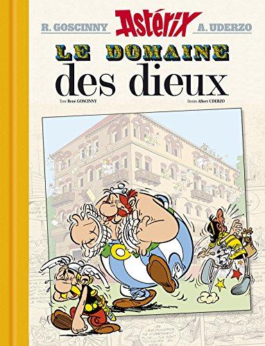 9782014001006: Astérix - Le Domaine des dieux - Version luxe: 17 (H.AST.FILM DDD)