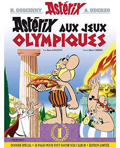 9782014001068: Asterix Französische Ausgabe 12. Asterix aux Jeux Olympique. Édition spéciale