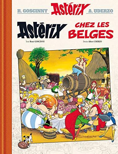9782014001129: Astérix, Tome 24 : Astérix chez les Belges