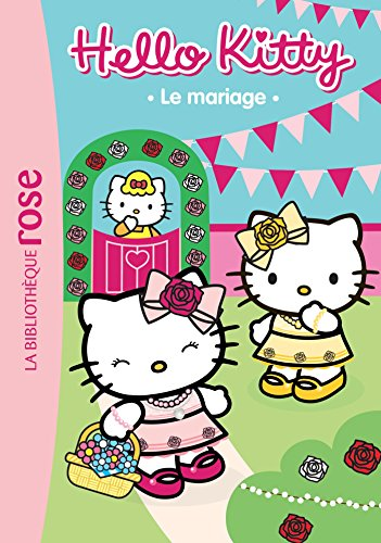 9782014002645: Hello Kitty 04 - Le mariage