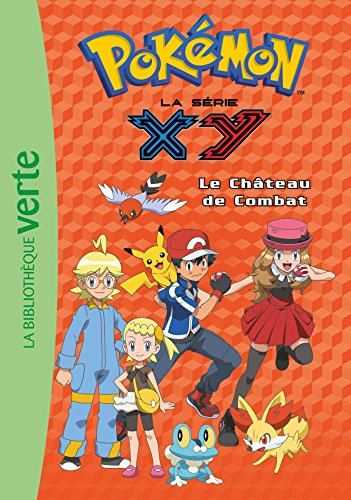 9782014002836: Pokémon 16 - Le château de combat