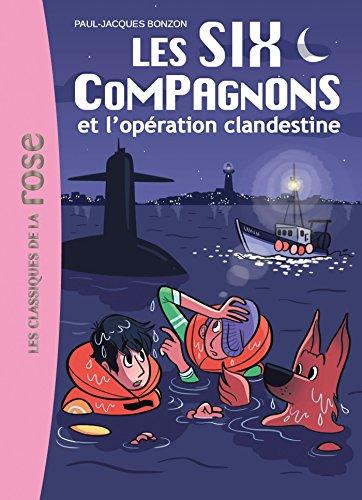 9782014002942: Les six compagnons t8 l'operation clandestine