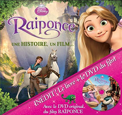 9782014008517: Raiponce : une histoire, un film (1DVD)