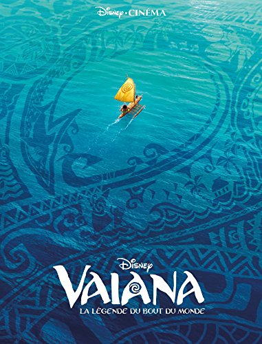 9782014013337: Vaiana, DISNEY CINEMA (Disney Cinéma)