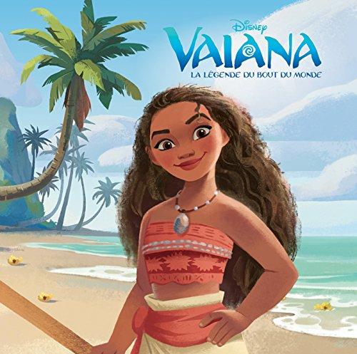 9782014013382: VAIANA - Disney Monde Enchanté (HJD ALBUMS.FILM)