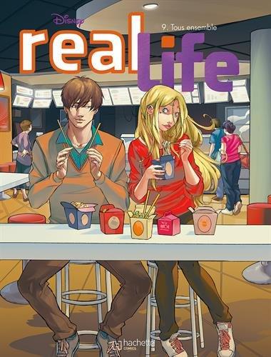 9782014014167: Real Life, Tome 9 : Tous ensemble