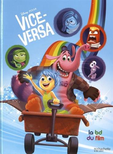 9782014014235: Vice-Versa : La BD du film