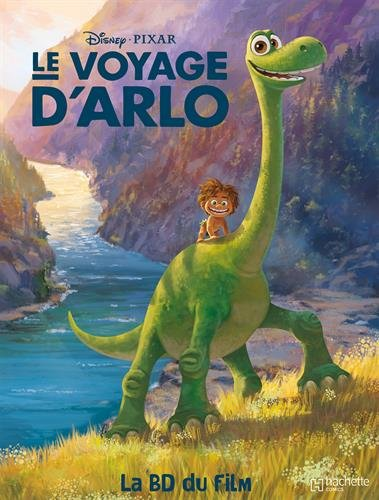 9782014014419: Le voyage d'Arlo
